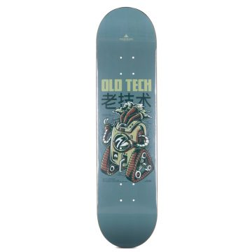 "Heartwood Skateboards Old Tech 8.0"" skateboard deck only"