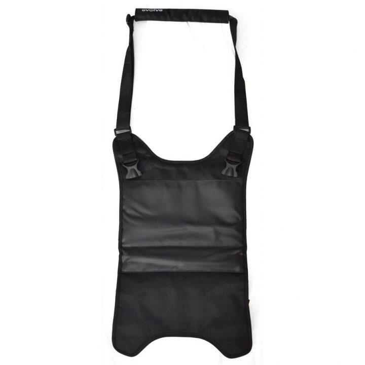 Evolve Skateboards Sling Bag longboard bag open