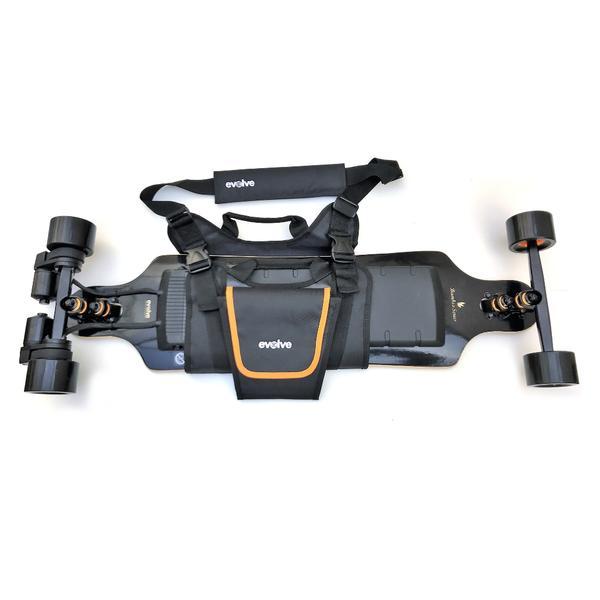 Evolve Skateboards Sling Bag longboard bag