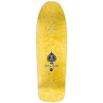 """Almost Skateboards - mullen dog poker 9.625"""" R7 deck top"""
