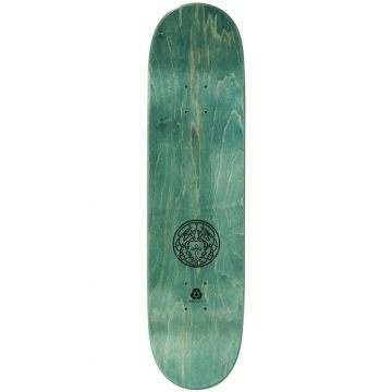 "Darkstar skateboard deck celtic Bachinsky 8.125"" top"