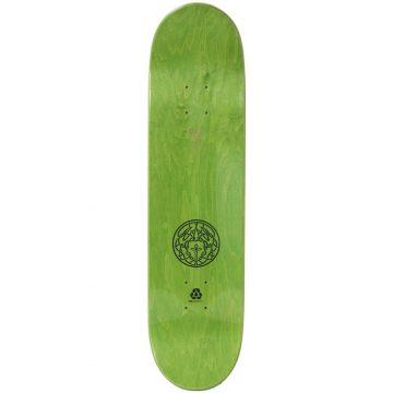 "Darkstar skateboard deck celtic Lutzka 8.0"" top"