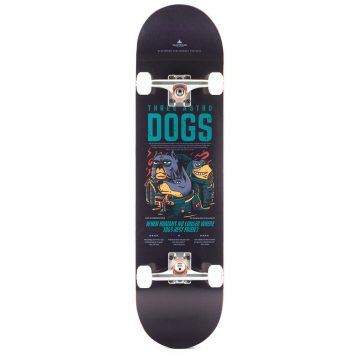 "Heartwood Skateboards - Astro Dogs 8.25 ""complete"