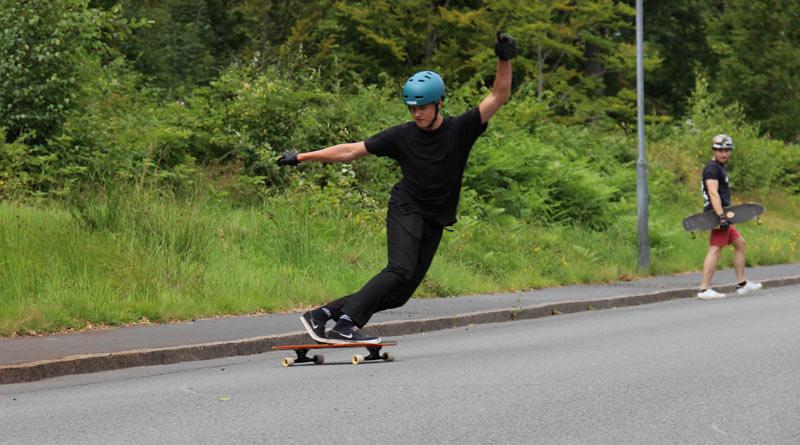 Rasmus Stegemyr standup toe side slide