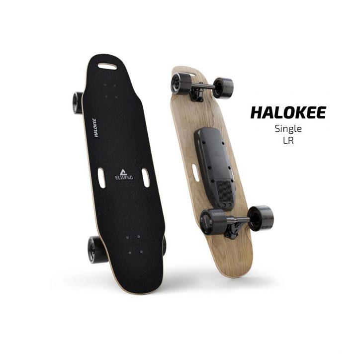 Elwing electric skateboard Halokee Powerkit_Sport single drive long range battery