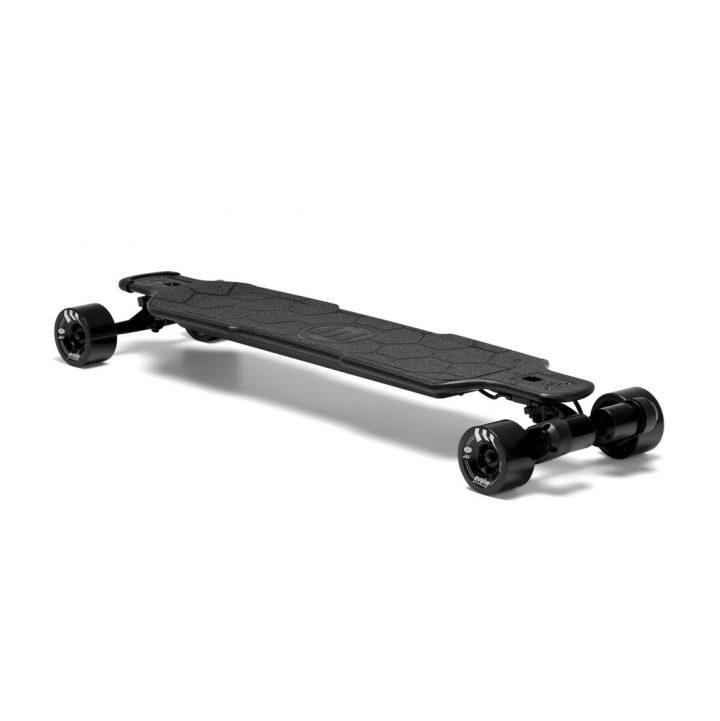 Evolve GTR Carbon Street 97mm black side
