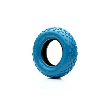 Evolve Skateboards - Tyre Slick Blue off road wheel 175mm