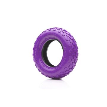 Evolve Skateboards - Tyre Purple Offroad wheel 175mm