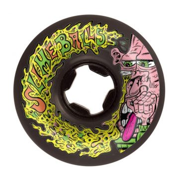 Santa Cruz Slimeballs 56mm 97a black