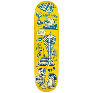 AntiHero Russo Reach For The Stars Deck 8.6""