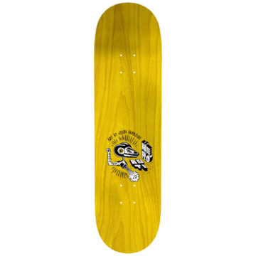 "Antihero Kanfoush Reach for the Stars 8.25"" deck only top"