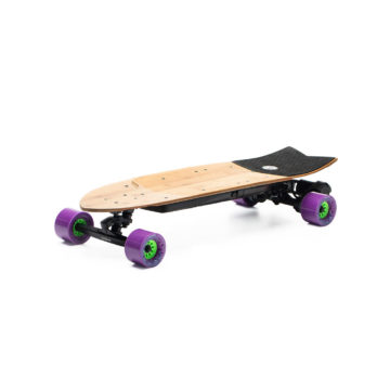 Evolve Skateboards - Stoke Purple