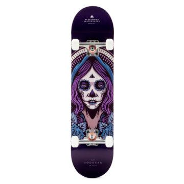 """Heartwood Skateboards Goddess - Akycha 7.75"""" complete"""
