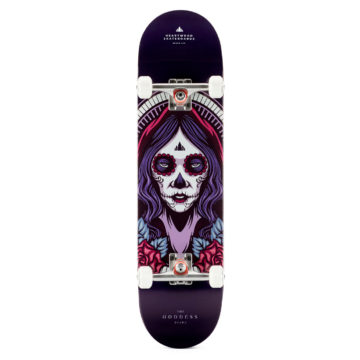 """Heartwood Skateboards Goddess - Beiwe 8.0"""" complete"""