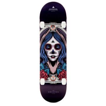 """Heartwood Skateboards Goddess - Danu 8.5"""" complete"""