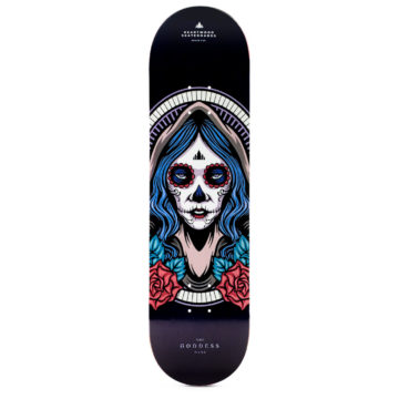 "Heartwood Skateboards Goddess - Danu 8.5"" deck"