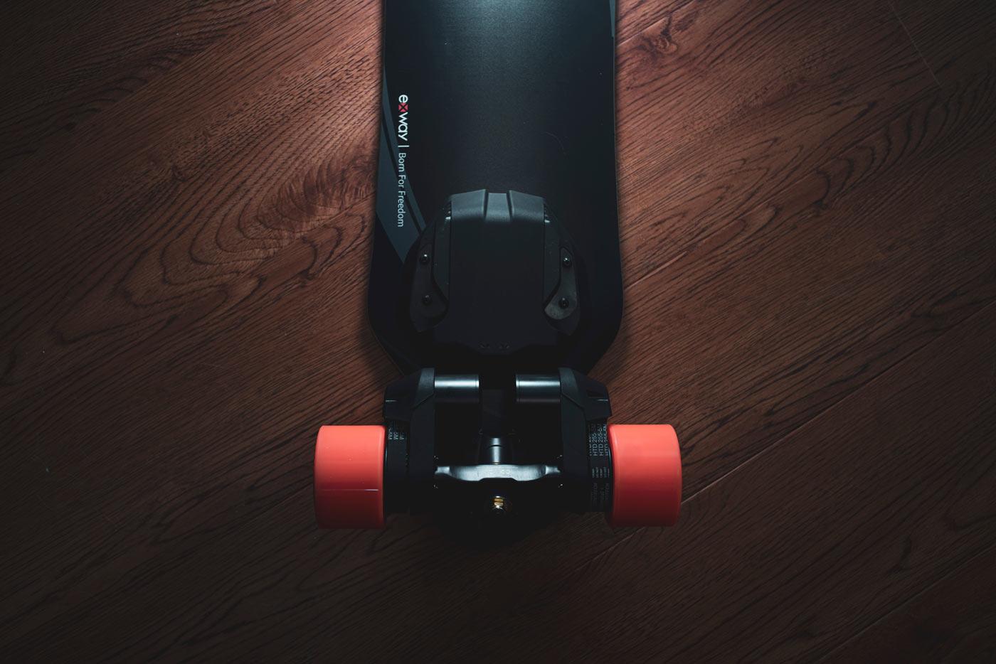 E Skate Der Neuen Generation Von Exway Boardlife