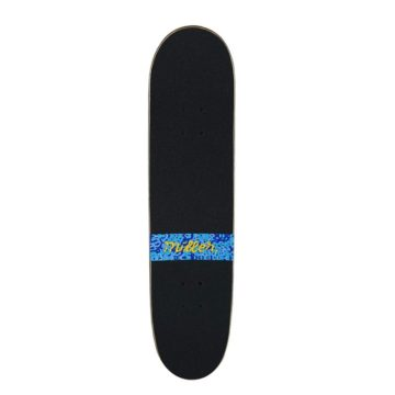 """Miller Division - Wiggle complete skateboard 7.75"""" top"""