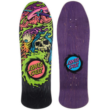 "Santa Cruz Gorenado Preissue 10"" deck"