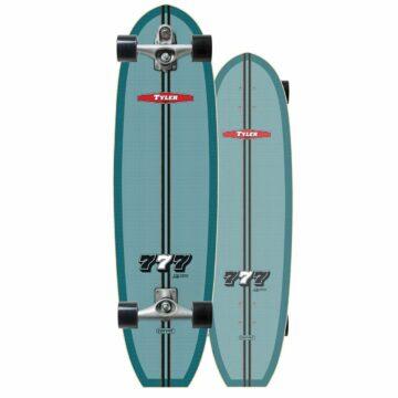 Carver skateboards Tyler 777 C7 2021