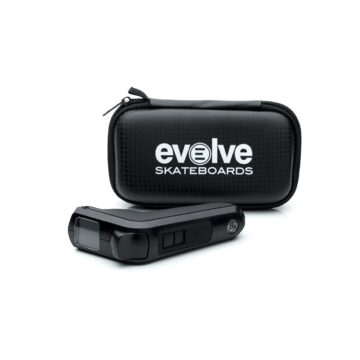 Evolve Skateboards - R2B Bluetooth Black GTR case