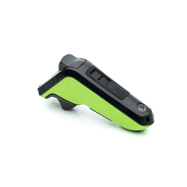 Evolve Skateboards - R2B Bluetooth green GTR remote side
