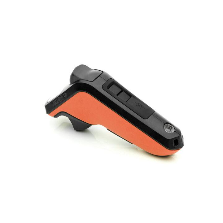 Evolve Skateboards - R2B Bluetooth orange GTR remote side