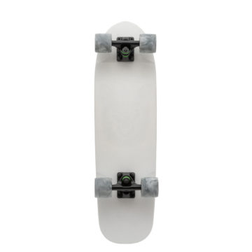 Landyachtz Dinghy - Arctic Fox Cruisers Longboard Skateboard