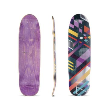Loaded boards coyote deck