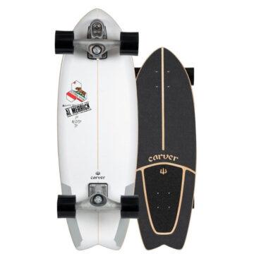 Carver surf skate CI Pod mod complete C7 2020