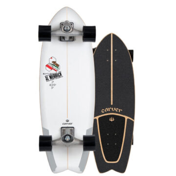 Carver surf skate CI Pod mod complete CX 2020