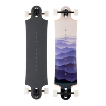 landyachtz switchblade 40 faded downhill freeride longboard
