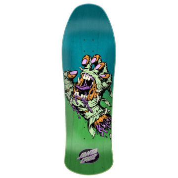 Santa Cruz Hand Zombie Pre-Issue deck only
