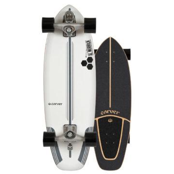Carver surf skate CI flyer complete c7 trucks