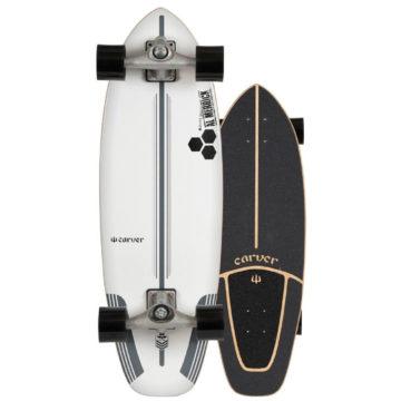 Carver surf skate CI flyer complete cx trucks