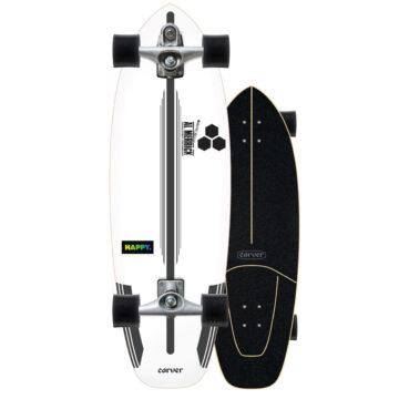 carver skateboards CI Happy Flyer C7 2021