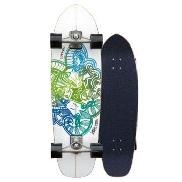 Carver skateboards Yago skinny goat Limited CX