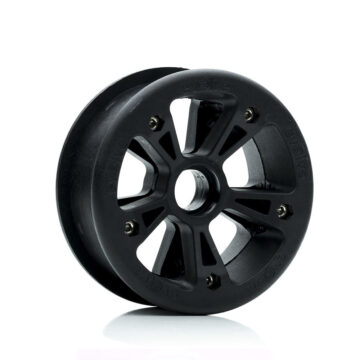 Evolve Skateboards - All Terrain Tyre Hub - Black