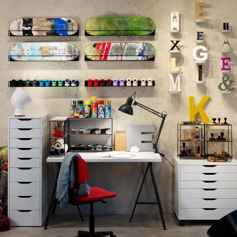 Boardlife & IKEA colab