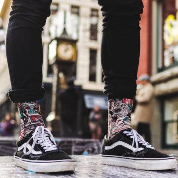 American Socks - Godzilla