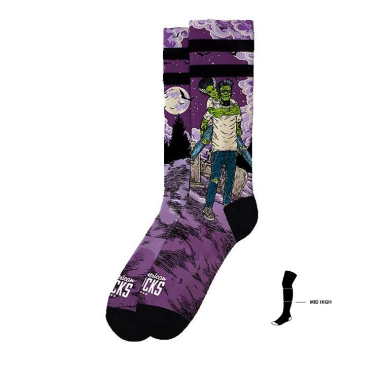 American Socks Signature - Frankenstein