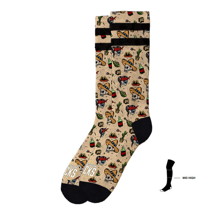 American Socks signature - Tortilla