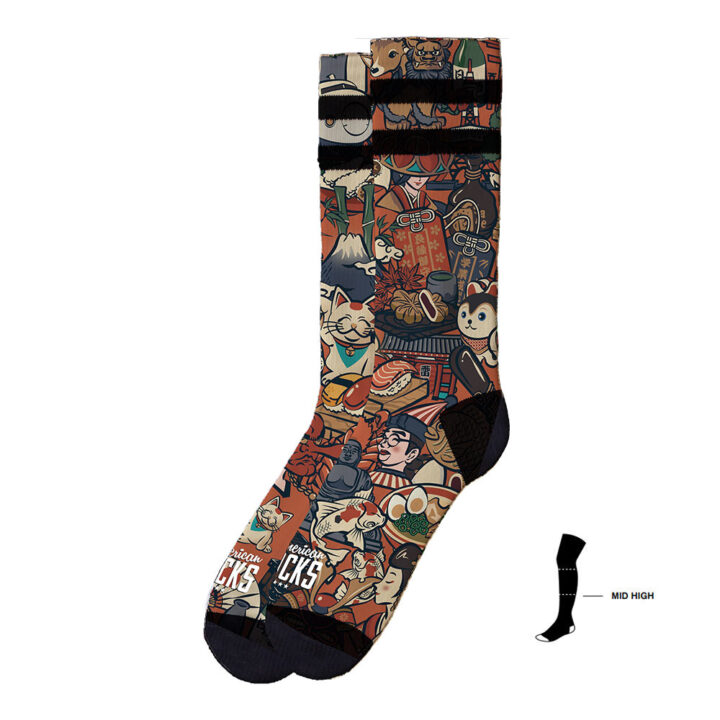 American Socks Signature - Yamato