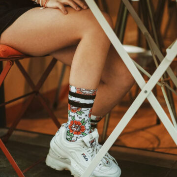 American Socks - Signature Series - Socks n Roses model