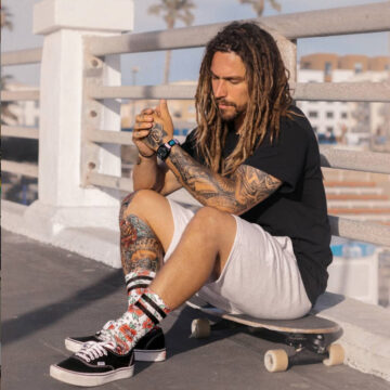 American Socks - Socks n Roses
