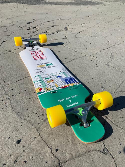 Boardlife x NOBE Aloe Vera - colab