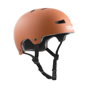 TSG Evolution Helmet - Satin Natural Gum