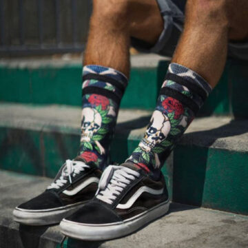 American Socks signature - Rise Up model
