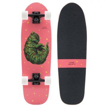 tz Dinghy blunt meowijuana cruiser skateboard complete