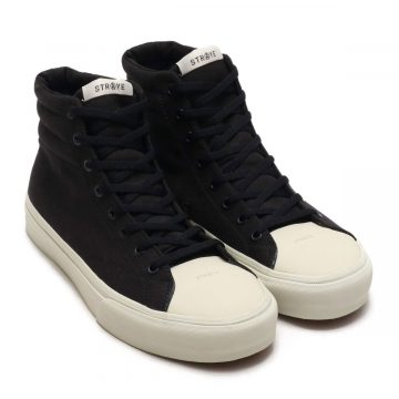 Straye Venice Black Bone Canvas